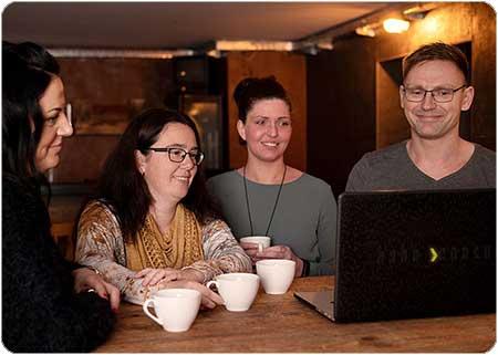 Das Team von Hahn Consult Versicherungsservice in Heiligenstadt