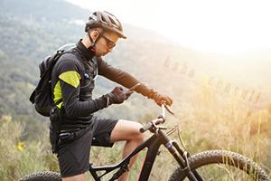 gutes Fahrrad - gut versichert mit Hahn Consult