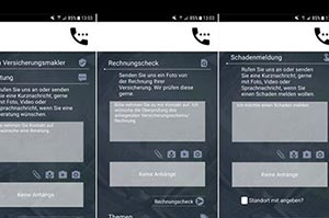 Versicherungsmakler Hahn Consult Individueller Versicherungsservice (Eichsfeld) Schaden App